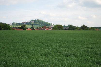 Blick auf den Otzberg