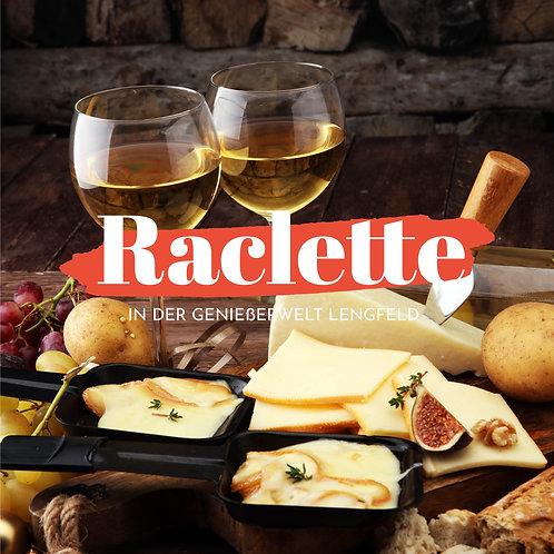 """Gutschein """"Raclette"""" // 55€"""