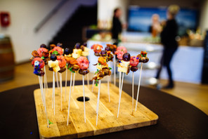 Fingerfood Lollies