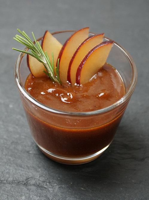 Pflaumencurry-Sauce