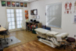 Vitruvian Chiropractor Interior Building