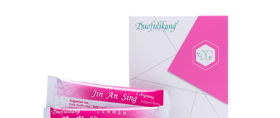 精安欣30包入  Jin-An-Sing supplement package