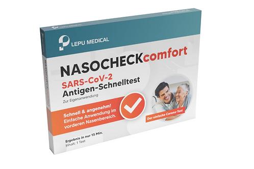 NasoCheck Scnelltest