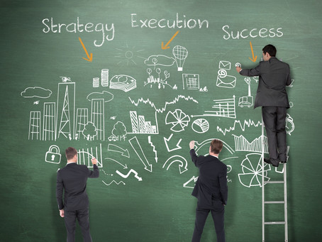 The 3 D's to Executing Your Strategy