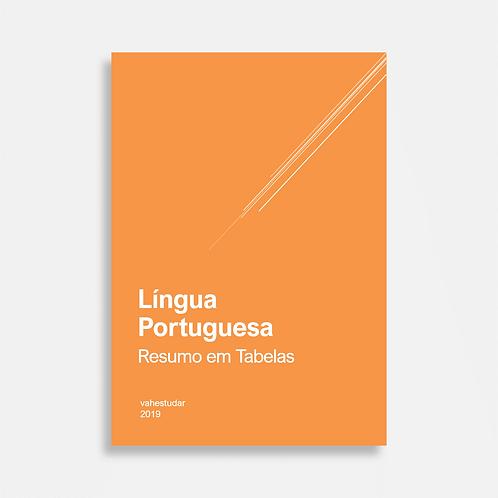 Língua Portuguesa - Resumo em Tabelas
