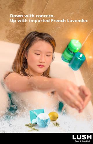 Enjoy Your Bath / Outdoor Ad