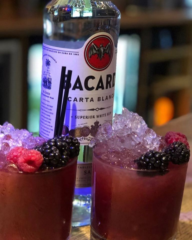 Berry Daiquiri