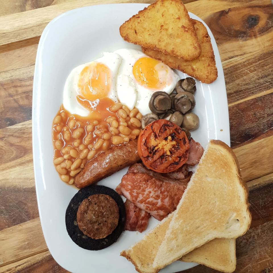 cornish breakfast