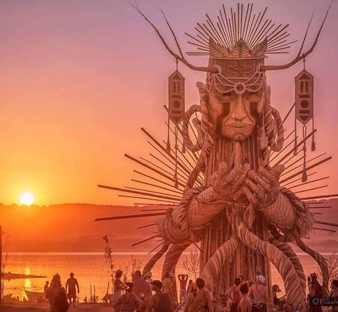 DANIEL POPPER / BOOM SHAMAN / BOOM FESTIVAL 2016 : PORTUGAL