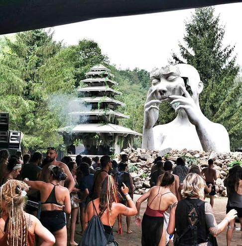 DANIEL POPPER / MODEM / SWAMP STAGE : MODEM FESTIVAL CROATIA 2019