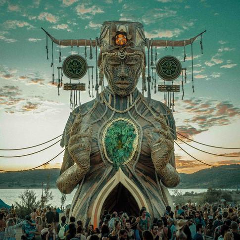 DANIEL POPPER / EMERGENCE / BOOM FESTIVAL 2018 : IDANHA NOVA PORTUGAL