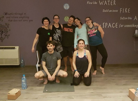 Art of Assisting….More Than a Yoga Thing