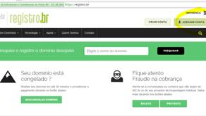 Adicionar Contato Técnico no registro.br