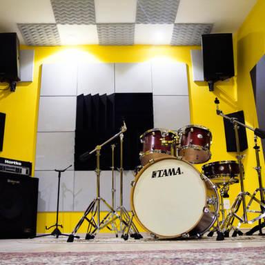 Studio 161 - estúdio de ensaio