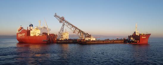 Carga: Engineering Boats Transportation Origem: Chile Destino: Indonésia
