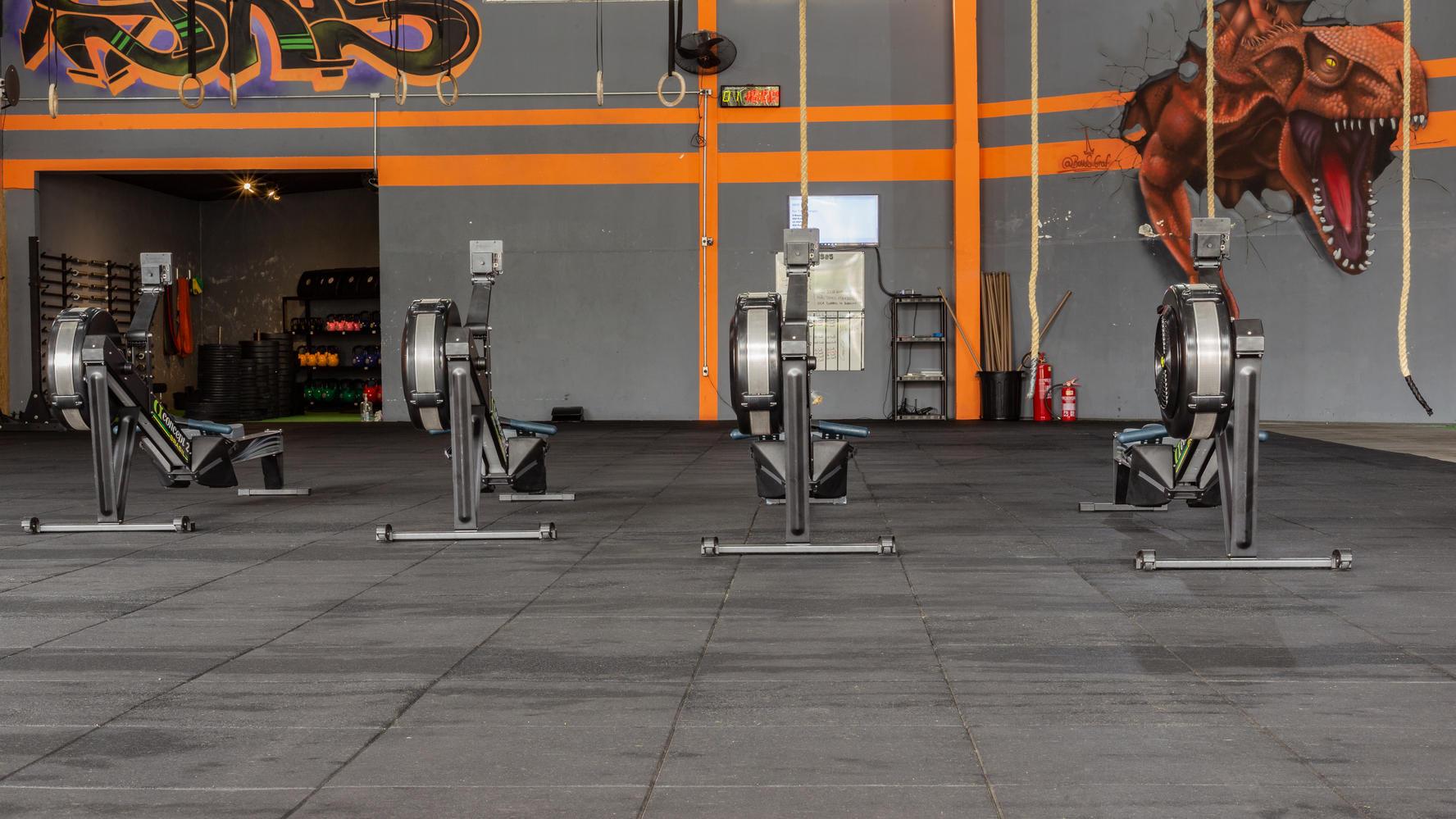 Área de treino 3