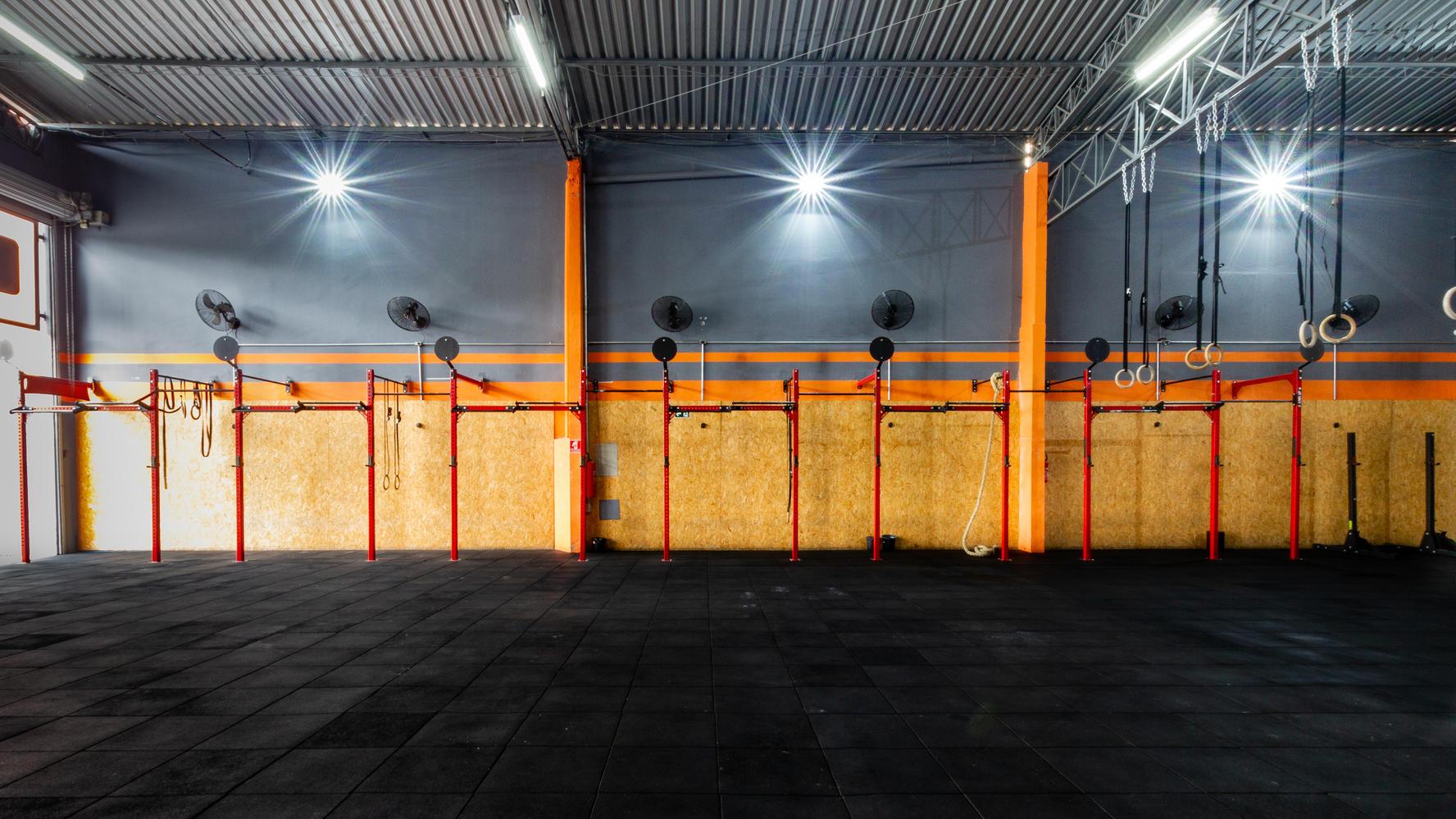 Área de treino 2