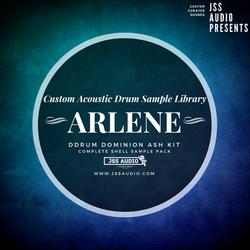 """""""Arlene"""" Drum Kit Pack"""