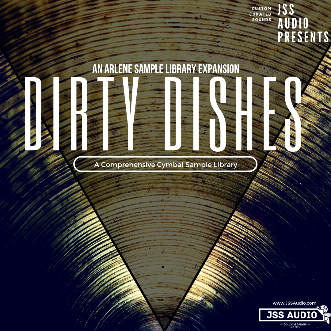"""Dirty Dishes"" Cymbals"