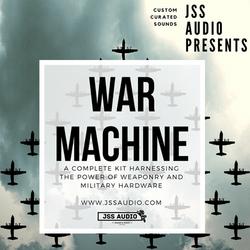 """""""War Machine"""" Warfare Drum Kit"""