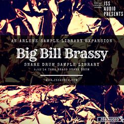 """Big Bill Brassy"" Tama Brass Snare"