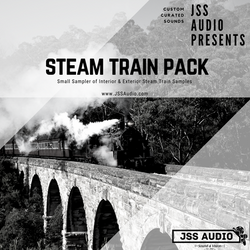 """The Steam Train Pack"" Locomotives"