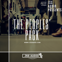 """""""The Peoples Pack"""" Crowds & Walla"""