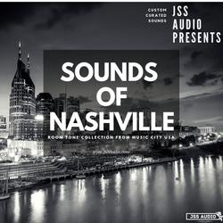 """""""Sounds of Nashville"""" Room Tones"""
