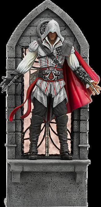 Ezio Auditore (Deluxe) - IRON STUDIOS 1:10