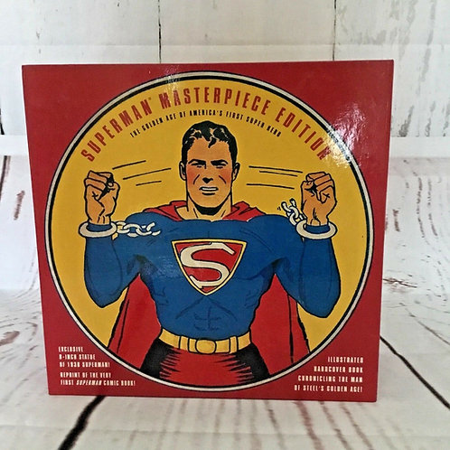 Superman Masterpiece Edition 1938
