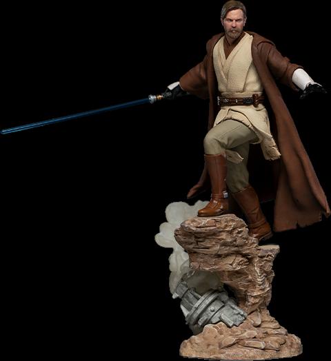 Obi-Wan Kenobi - IRON STUDIOS 1:10 Star Wars Art Scale