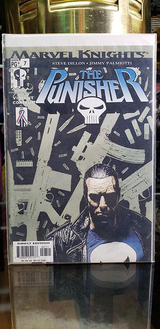 The Punisher de Steve Dillon