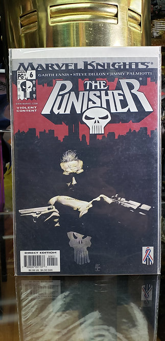 The Punisher #6 - Año 2002