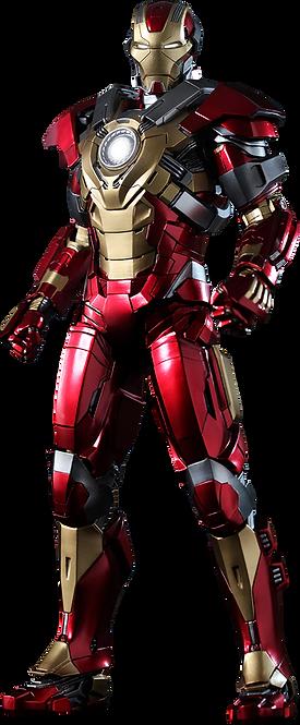 Iron Man Mark 17: Heartbreaker Hot Toys
