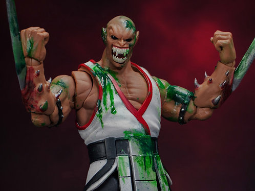 Baraka Bloody Edition BBTS Mortal Kombat1/12 Storm Collectibles