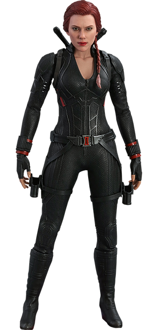 Black Widow Sixth Scale Figure by Hot Toys Avengers: Endgame