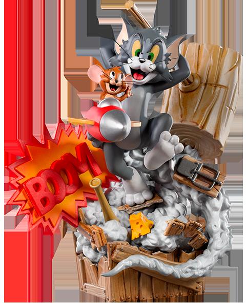 Tom & Jerry - IRON STUDIOS Prime Scale 1:3