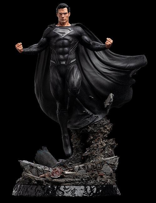 Superman Black Suit JL Zack Snyder 1:4 - WETA Collectibles