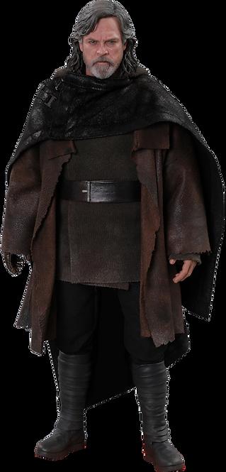 Luke Skywalker: The Last Jedi Hot Toys