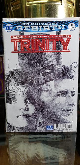 DC Rebirth : Trinity - Año 2017