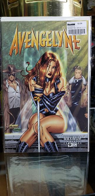 Avengalyne Serie 9 - Año 1996