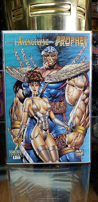 Avangelyne y Prophet #1 - Año 1996