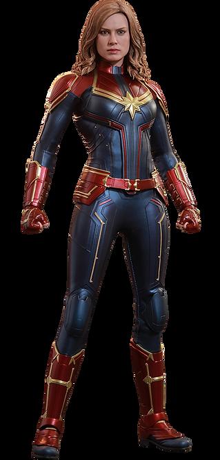 Capitana Marvel Hot Toys 1/6