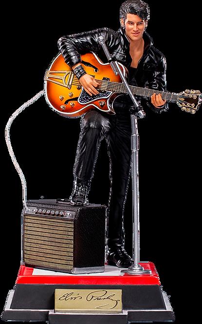 Elvis Presley (Comeback Deluxe) - IRON STUDIOS 1:10