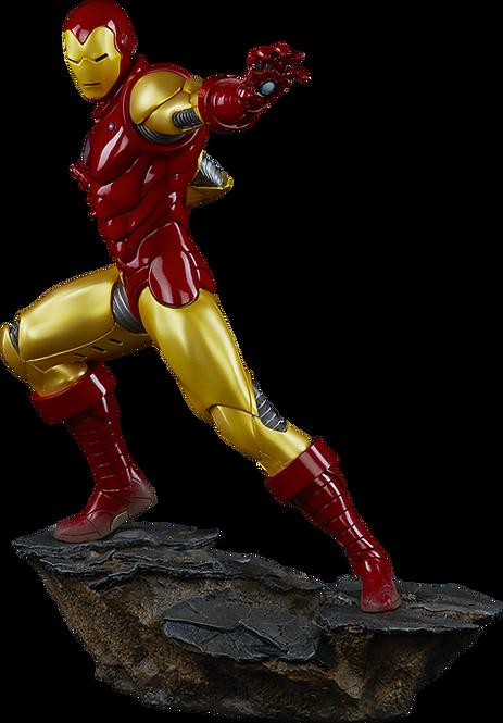 Iron Man Avengers Assemble Sideshow
