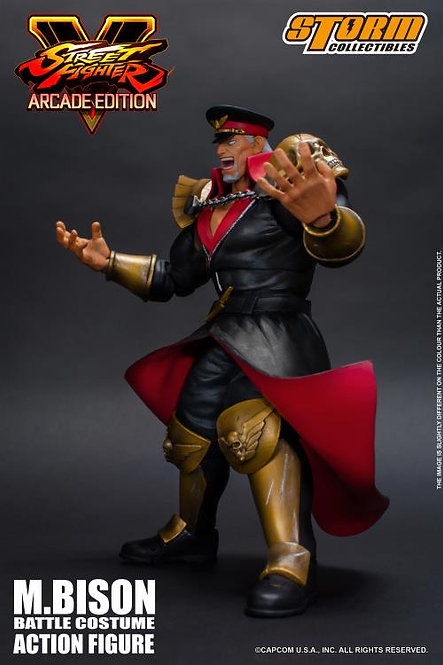 M. Bison Street Fighter Arcade Edition 1/12 Storm Collectibles