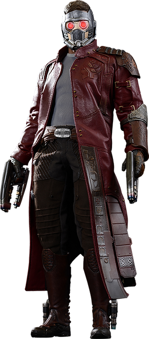 Star-Lord MMS255 Hot Toys