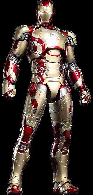 Iron Man Mark XLII DIECAST Hot Toys