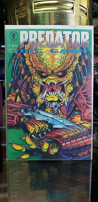Predator Big Game #4 - Año 1991