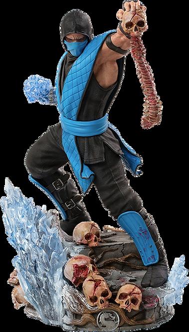 Sub-Zero Mortal Kombat Klassic - Iron Studios 1:10